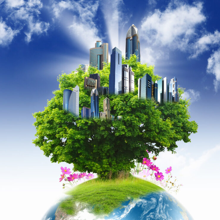green economics efficiency hand in hand with environment sq