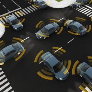 city traffic will be autonomous around 2030 sq