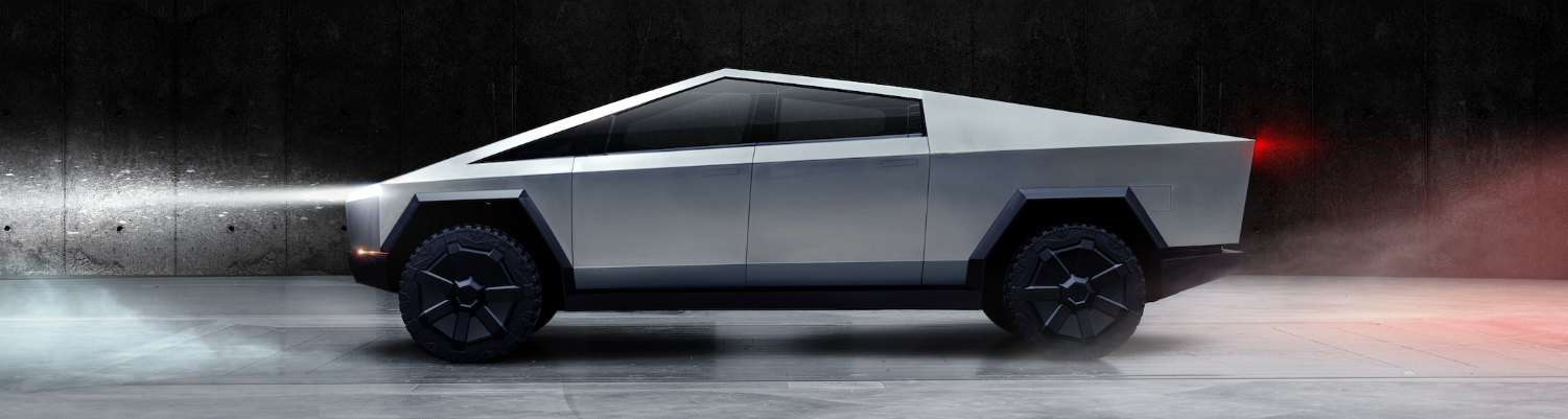 despite of mistakes, Tesla collects a solid amount of orders Cybertruck thin