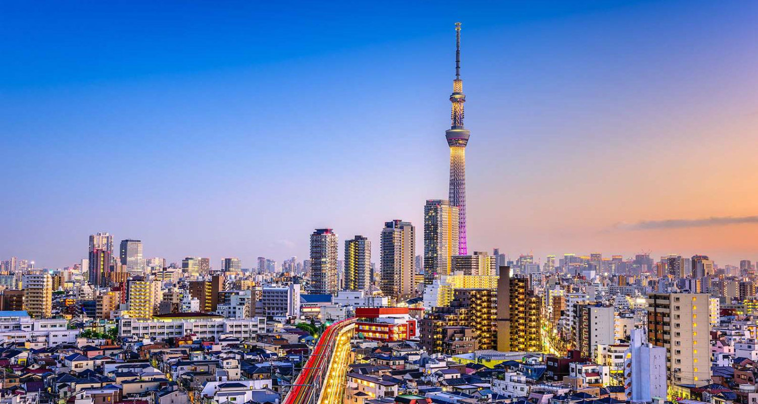 about smaty cities smart city tokyo