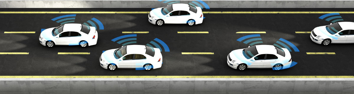 connected vehicles technology in smart transportation solutions land