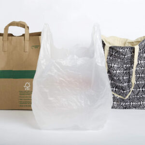 using plastic or paper bags difference sq