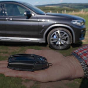 keyless car opening function is a total security disaster