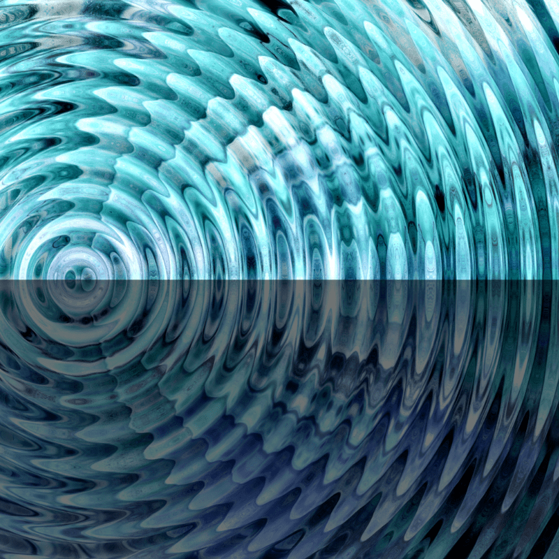 A mystical reality of Schumann resonance waves frequency sq
